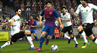 Game PES 2015 APK for Andriod