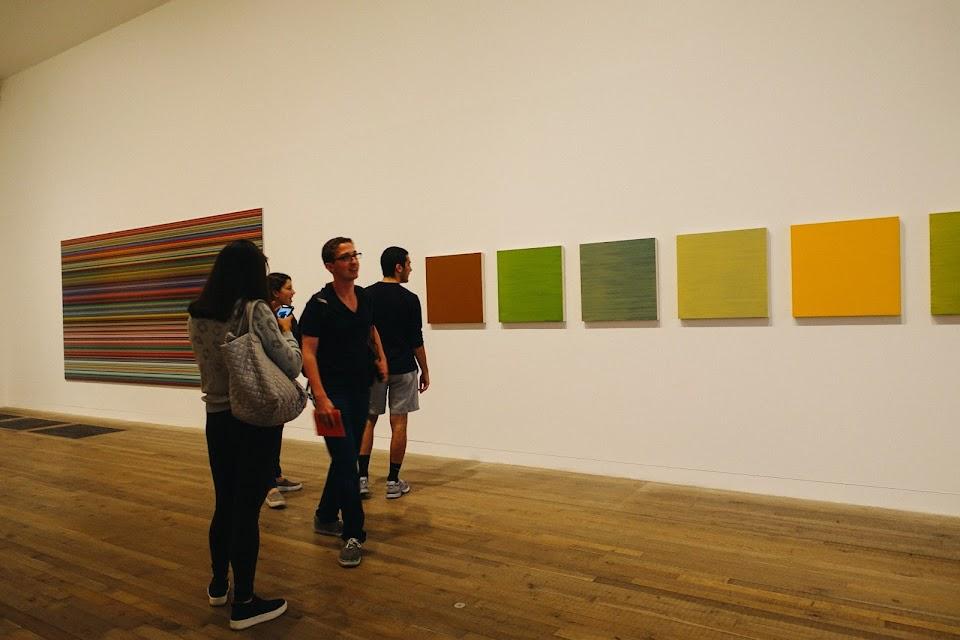 テート・モダン(Tate Modern) LEVEL 2