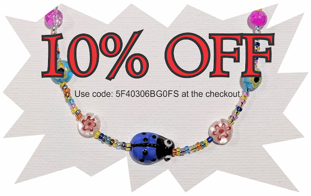 10% Discount on Necklaces!