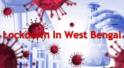 Partial Lockdown In West Bengal