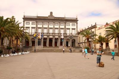 Plaza de Santa Ana Las palmas
