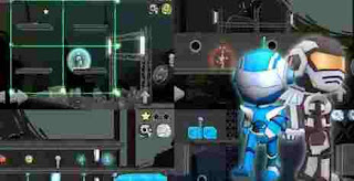 Game Robot Keren