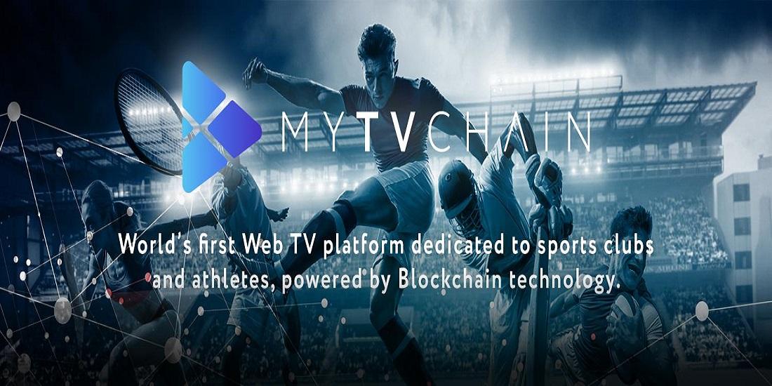 Mytvchain.com TV Platform Blockchain Pertama Untuk Klub dan Sports