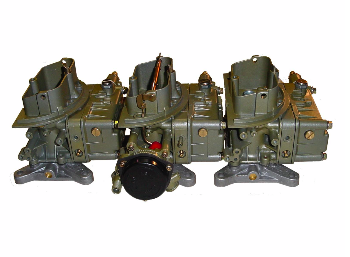 TMP Carbs Racing Automobile Holley Carburetors - Mostly Made in