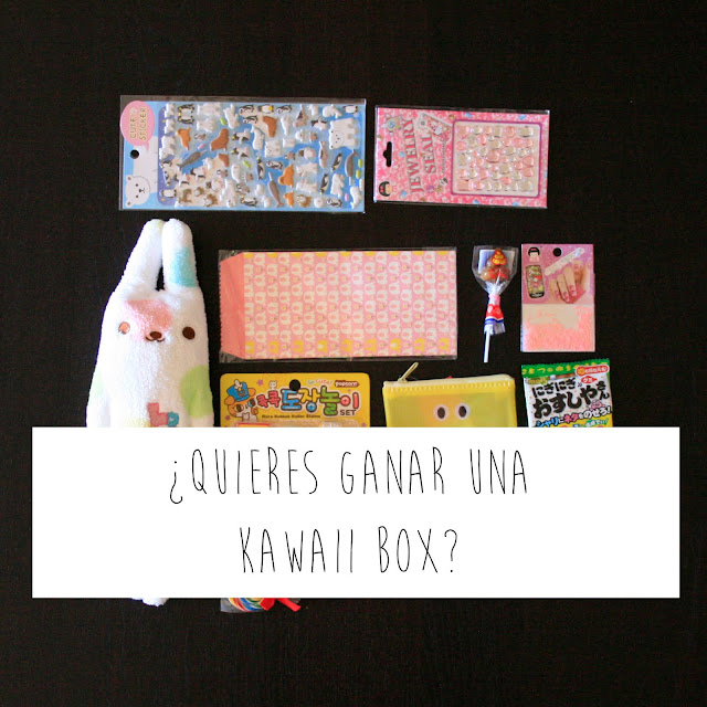 Kawaii products sticker stationary giveaway