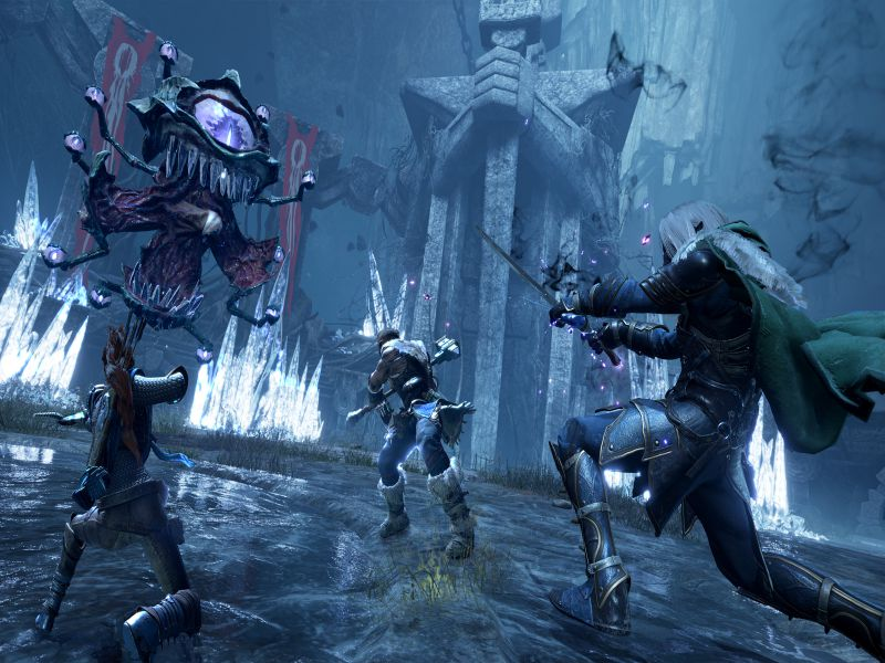 Download Dungeons & Dragons Dark Alliance Free Full Game For PC