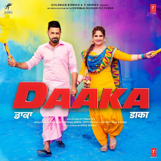 Daaka (2019) Punjabi Movie Song Lyrics Mp3 Download