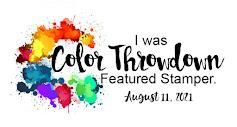 Color Throwdown Challenge