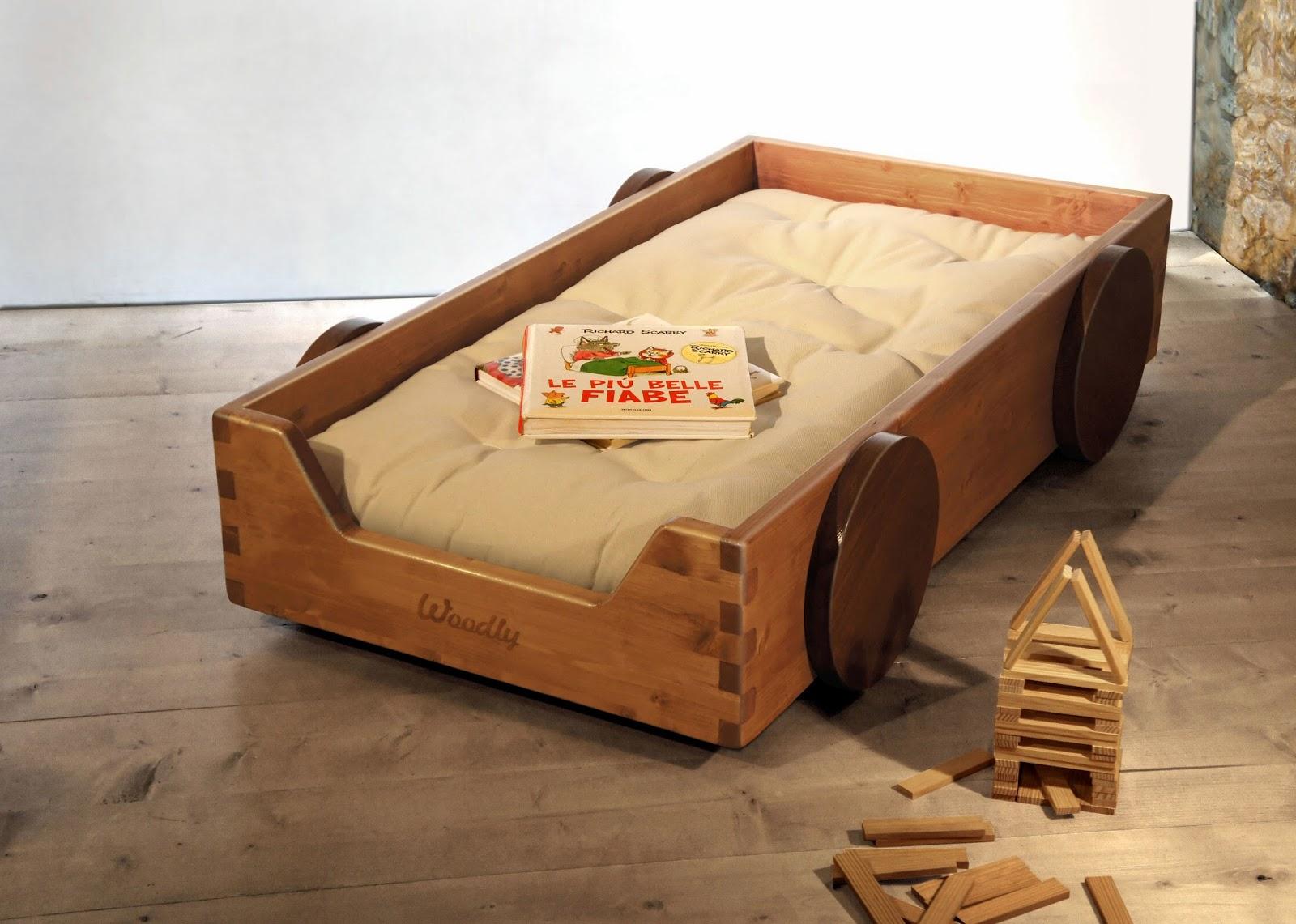 Montessori floor bed - Letto montessori ...