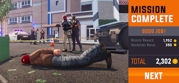 Sniper 3D Assassin Screenshot