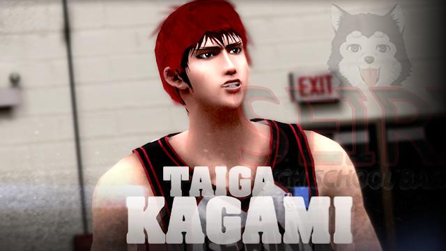 Taiga Kagami Kuroko 2K