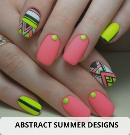 Abstract Summer Designs