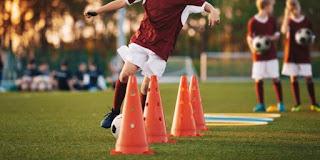 تقنية رياضة كرة القدم