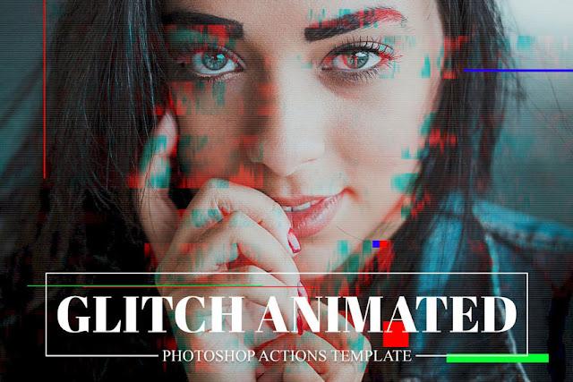 1-Gif-Glitch-Animated-Photoshop-Action