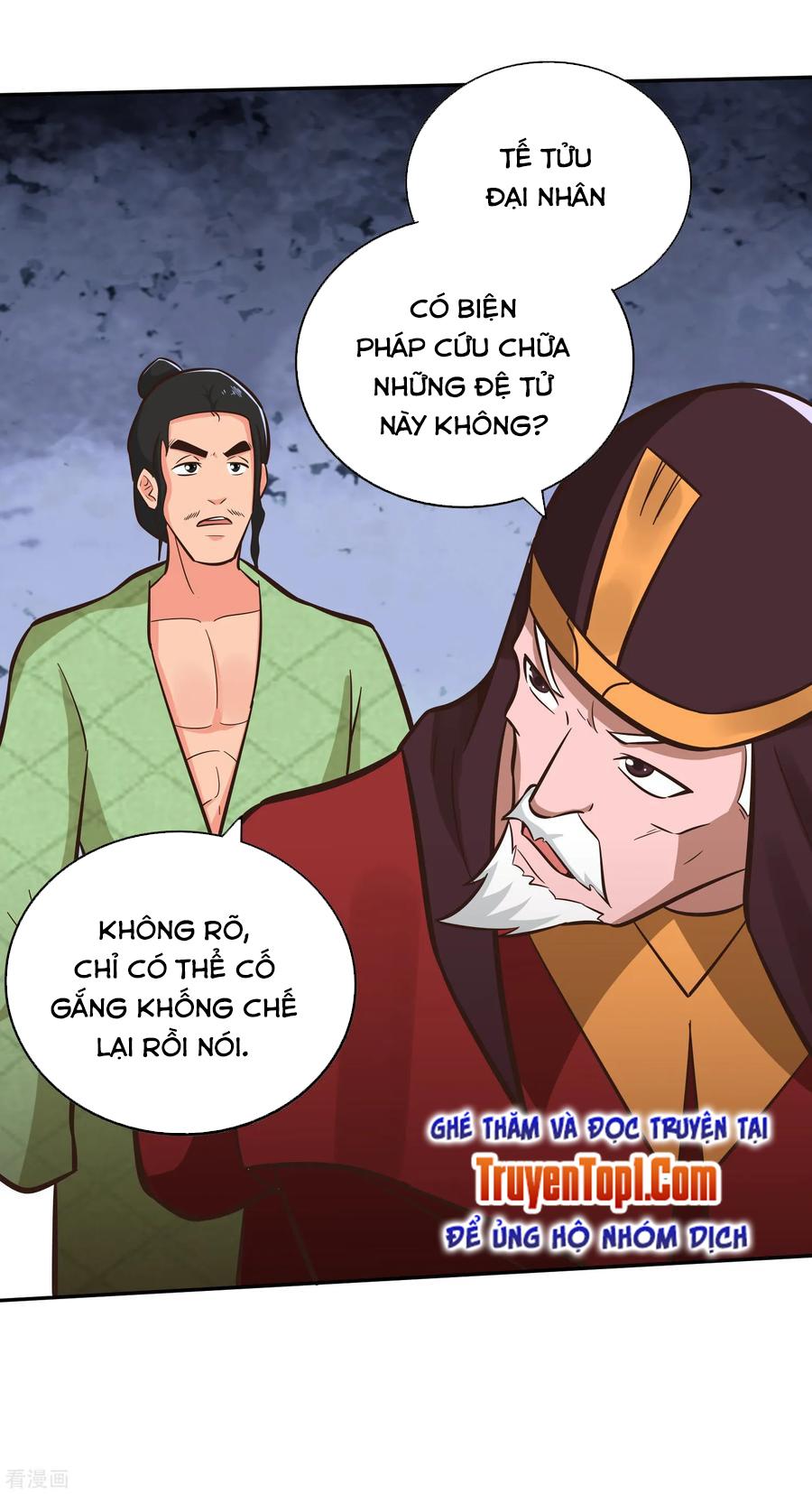 Võ Linh Kiếm Tôn chap 130 - Trang 17