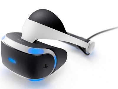 Gafas virtuales PS4
