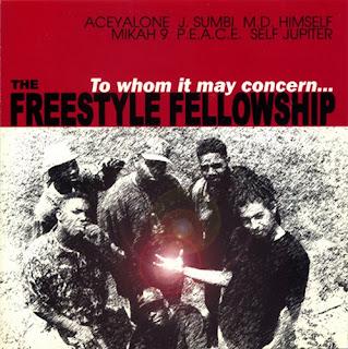 Resultado de imagen para Freestyle Fellowship - To Whom It May Concern...