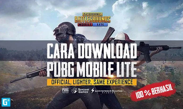Download dan Install PUBG Mobile Lite