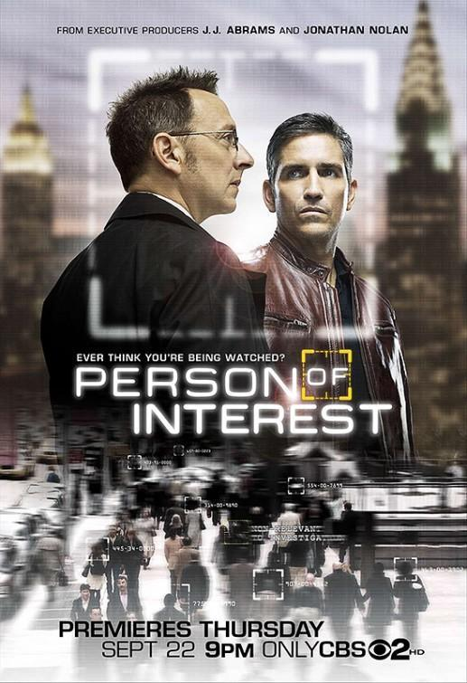 Person of Interest Serie Completa Subtitulado 1080p