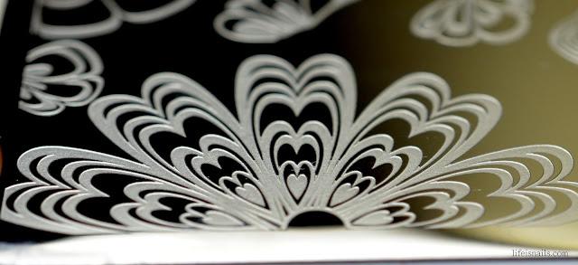 Watermarble stamping Plate