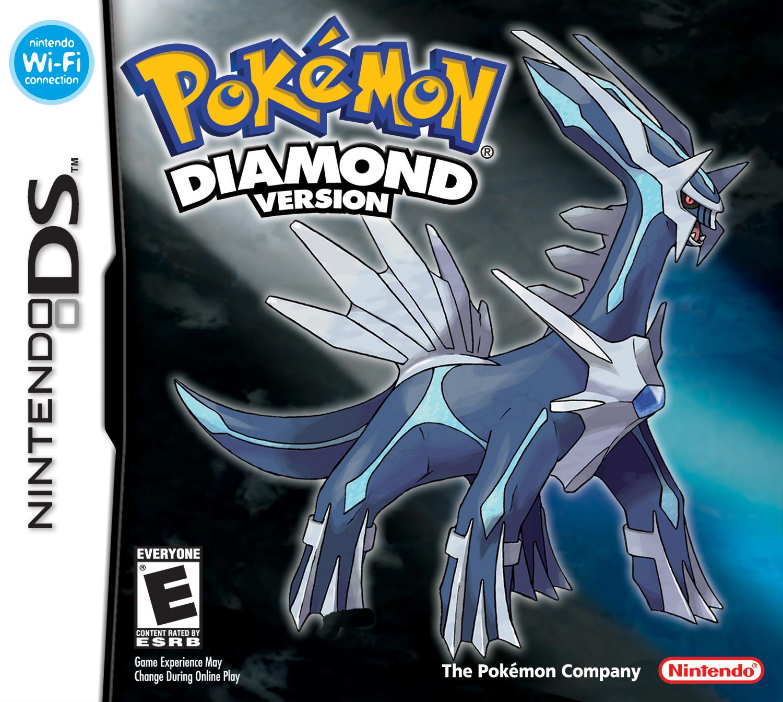 Pokémon Diamond ROM DS