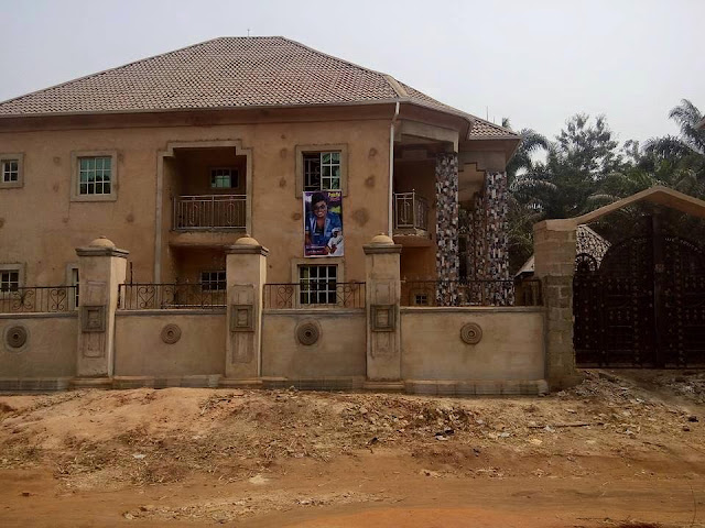 dede one day house in owerri
