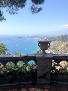 Rejser: Taormina, Sicilien,  Italien