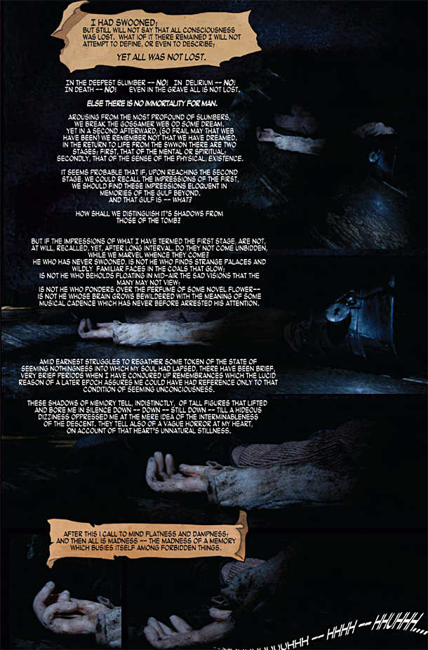 The Pit and the Pendulum - 9
