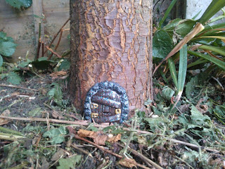 Fairy Door in the Garden
