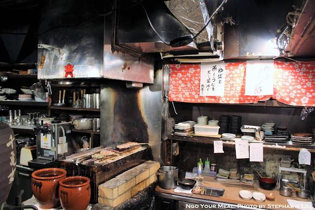 Ganchan in Tokyo