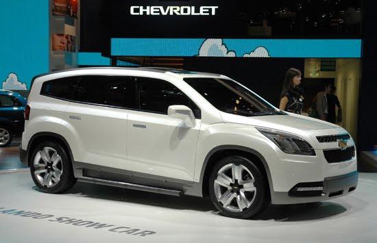 Otomotive Promotion Price Chevrolet Orlando In Jakarta