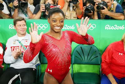 Simone Biles Wins Third Gold at Rio