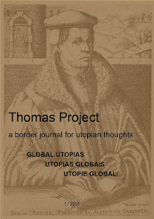 Thomas Project. A Border Journal for Utopian Thoughts