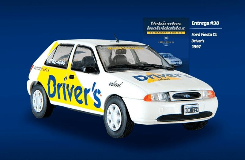 ford fiesta drivers autoescuela