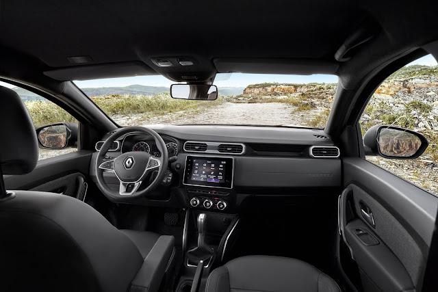 Novo Renault Duster 2020 (Brasil): fotos oficiais divulgadas