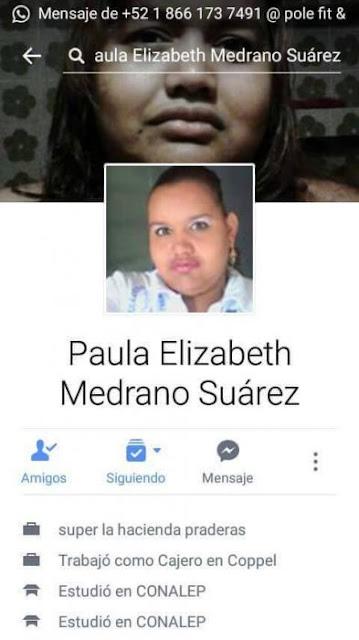 Acompañame a ver la triste historia de Paula Medrano