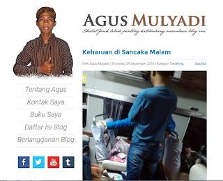 blog agus mulyadi
