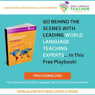 World Language Teacher Summit  - online professional development for World Language teachers