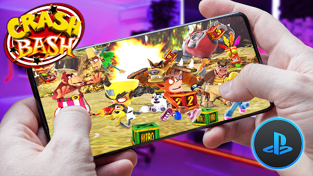 Crash Bash Para Android