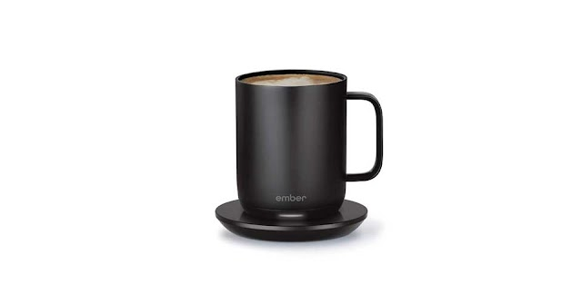 Ember Temperature Control Ceramic Coating Mug 2