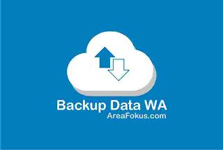 Cara Backup Data WA