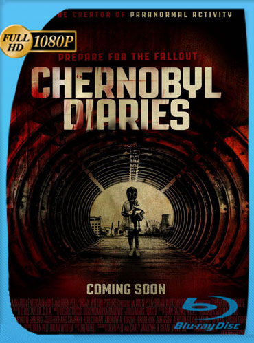 Terror en Chernóbil (2012) HD 1080p Latino Dual [GoogleDrive] TeslavoHD