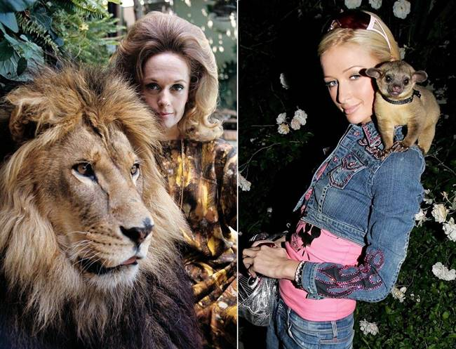10 Exotic Pets and their famous owners