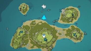 Cara Menyelesaikan Puzzle Broken Isle Genshin Impact 1.6