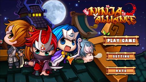 Ninja Alliance Mod Apk