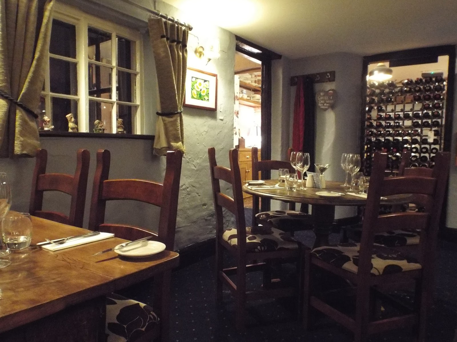 Ye Old Sun Inn Colton North Yorkshire Review The