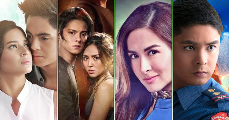 Miguel Tanfelix and Bianca Umali, Daniel Padilla and Kathryn Bernardo, Marian Rivera and Coco Martin.
