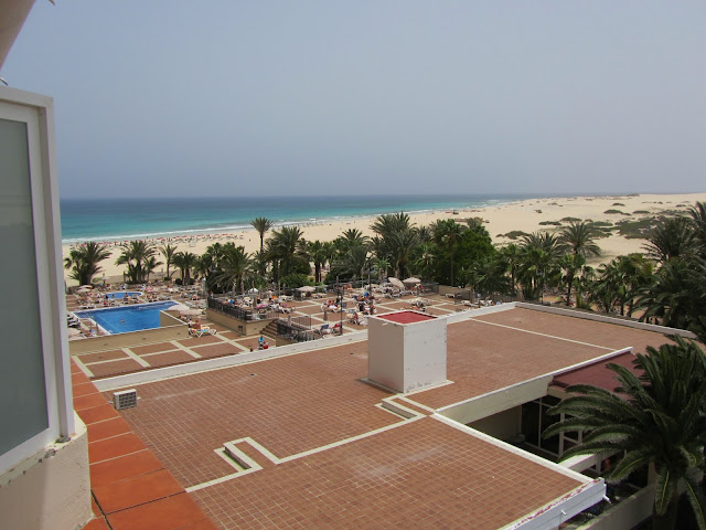 Orizzonte mare Fuerteventura