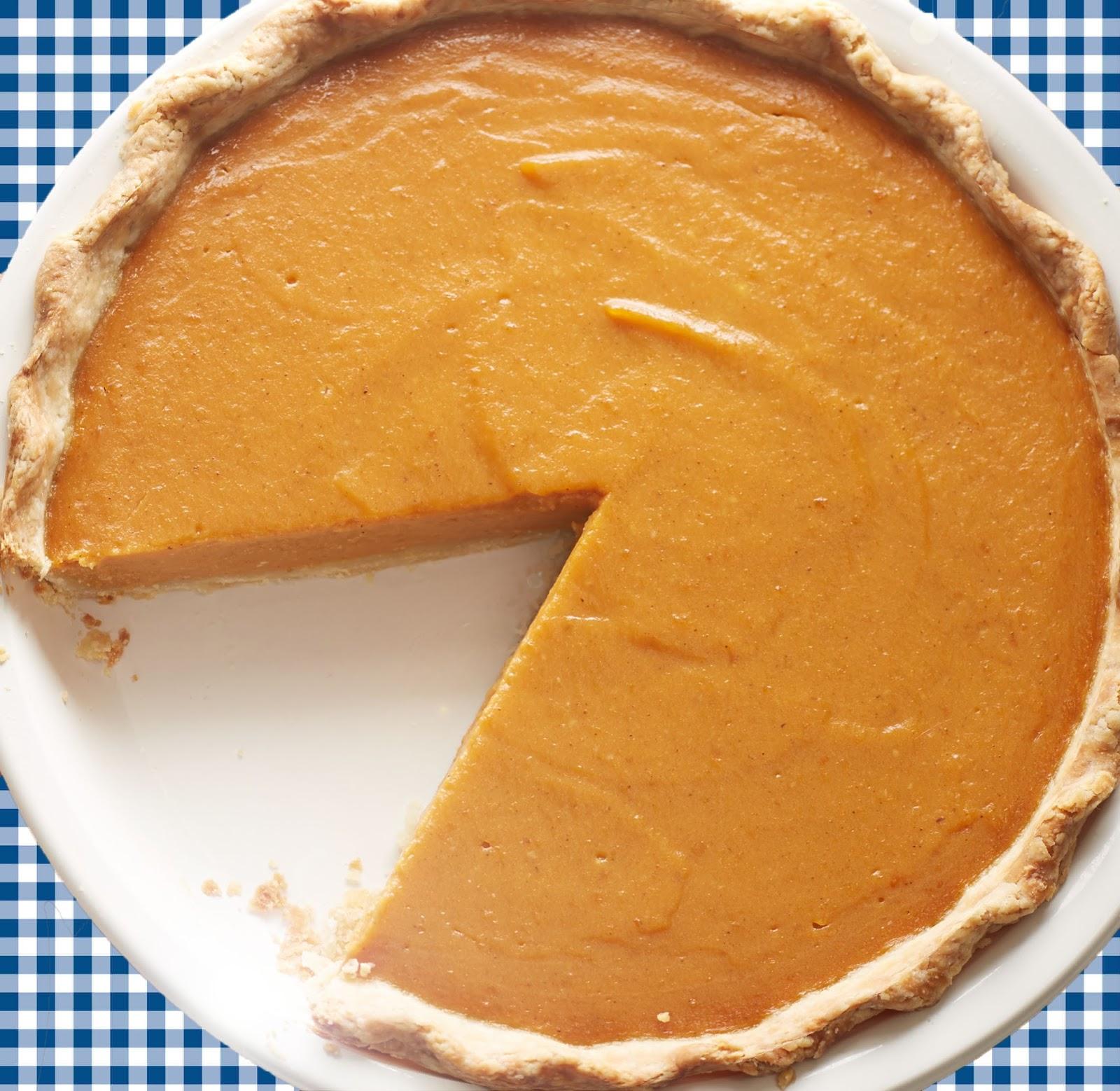 Culinary Physics: Patti Labelle's Easy Pumpkin Pie Recipe
