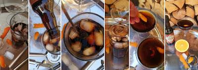 Zubereitung Adonis Cocktail